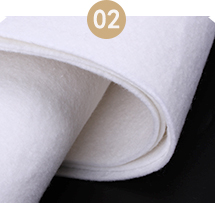 针刺无纺布是否存在污点?