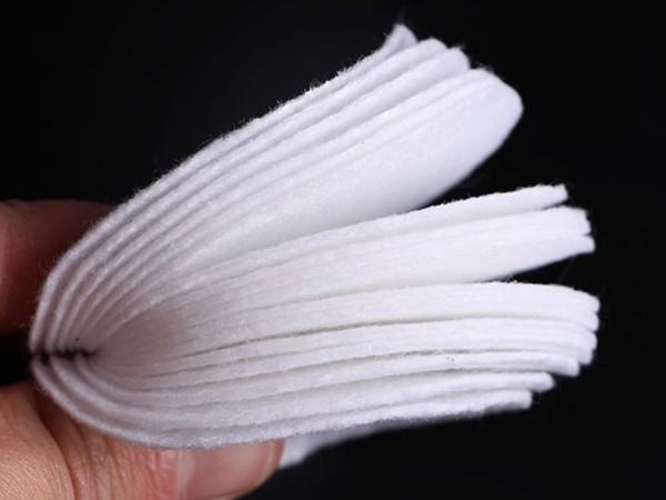 硅胶口罩针刺棉